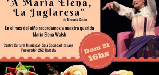 flyer a María Elena la Juglaresa_n